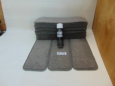 Stair pads 60 cm Wide 21 off  and  with a FREE can of SPRAY GLUE 1079-1