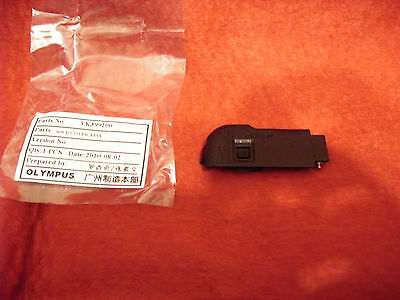 Olympus E-410 Battery Door Cover *** NEW *** E410 Lid  VK399200 Part