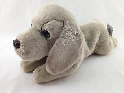 Russ Berrie Yomiko Classics Weimaraner Dog Plush Stuffed Animal 10""