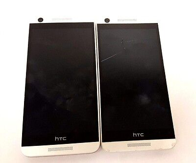 2 Lot HTC Desire 626 626s GSM For Parts Repair Used Wholesale As Is
