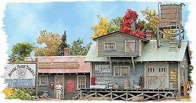Bar Mills Ho Scale Mooney's Plumbing Emporium | Bn | 822