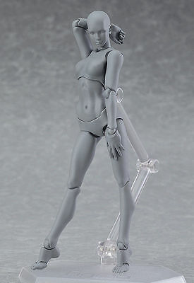 1pcs Body Kun She/he S.H. Figma DX SET (Grey Youth Ver.) Action Figure Chines