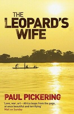 The Leopard's Wife, Paul Pickering, New Book