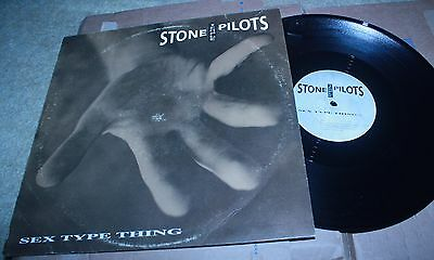 Stone Temple Pilots - Sex Type Thing UK Rock 12 inch 1992 RARE