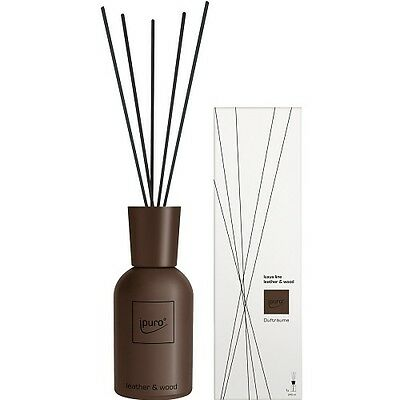 Gries Ipuro Luxus Aroma Raumduft Leather & Wood, 240 ml Diffuser Leder & Holz