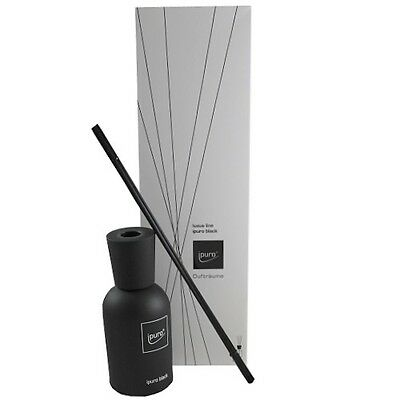 Gries Ipuro Luxus Line Raumdiffuser Black, 240 ml, Raumduft Diffuser Patchouli