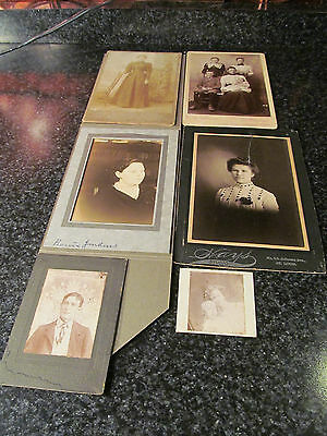 Antique Pictures, Photographs Family Name Jenkins From Cave In Rock IL (Memphis)