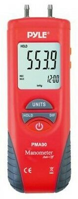 Pyle-Meters Digital Anemometer/Thermometer
