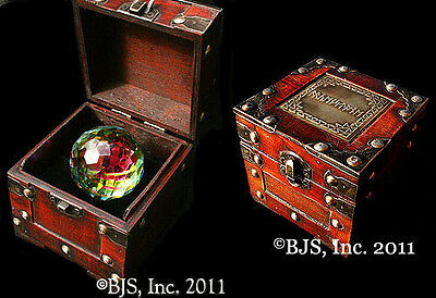 The Arkenstone Replica w/ Dwarven Rune Box from The Hobbit, Officially Licensed