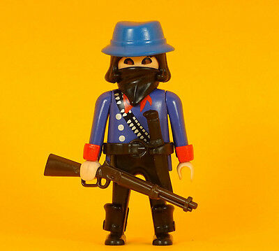 Playmobil Cowboy (32) Indianer Western ACW Civil War Native Americans Outlaw