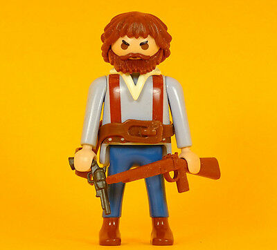 Playmobil Cowboy (35) Indianer Western ACW Civil War Native Americans Outlaw