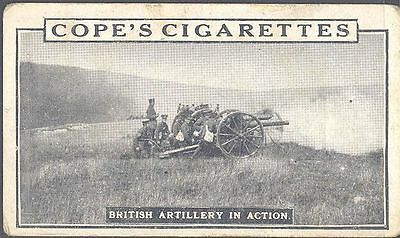 Cope - War Pictures - 2 - British Artillery in Action