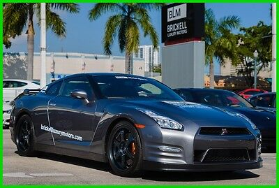 2015 Nissan GT-R Black Edition 2015 Black Edition Used Turbo 3.8L V6 24V Automatic AWD Coupe Bose Premium