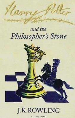 Harry Potter and the Philosopher's Stone (Harry Potter Signature Edition), J. K.