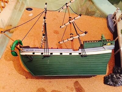 Dept 56 New England Village The Emily Louise #56581