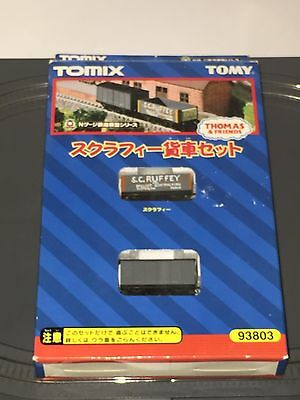 TOMIX 93803 Thomas the Tank Engine range - S.C.Ruffey & other troublesome truck