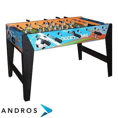 GARLANDO F-ZERO SOCCER GAME football table - solid rods Multicolor