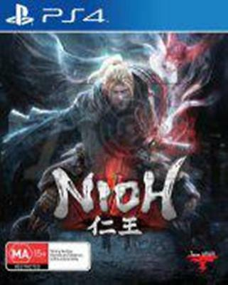Nioh. PS4 Game. Brand New & Sealed. Aussie Stock. PREORDER.