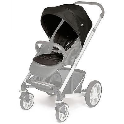 Joie Baby/Child/Kids Chrome Plus Stroller/Pushchair Colour Pack In Black Carbon