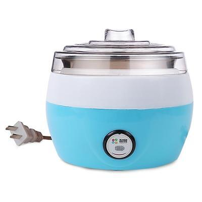 1L DIY Dessert Yoghurt Maker Healthy Home Electric Made Automatic Machine *