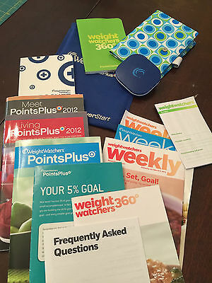 Weight Watcher's Plus Points Calculator, Books, 360 Books