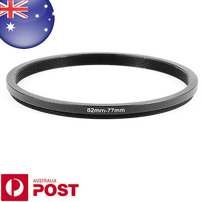 New 82-77mm 82mm-77mm 82 to 77 Metal Step Down Lens Filter Ring Stepping - Z385