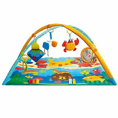 Tiny Love Gymini Under The Sea Baby Play Mat/Gym/Arch From Birth to 12 Months