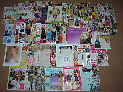 70- EMMA ROBERTS Magazine Clippings