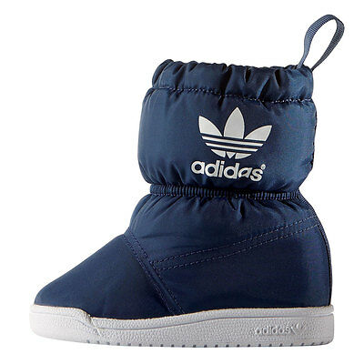 Adidas Originals Kids Unisex Winter Slip on Boots Shoes Trainers - Various Sizes
