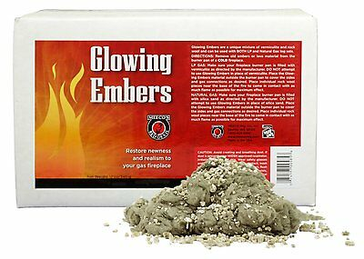 MEECO''S RED DEVIL 585 Glowing Embers, 12 Oz