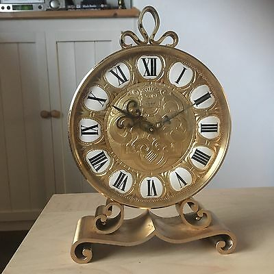 Rare Imhof Mantle Clock