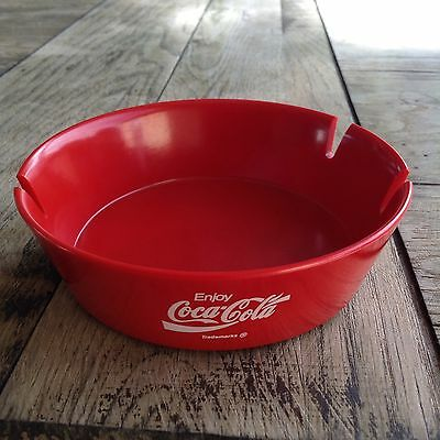 New Enjoy Coca Cola Ashtray Made In USA