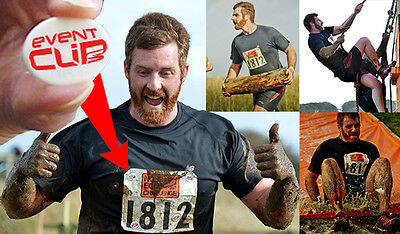 Mud Running & OCR Number Fasteners World's No1 Seller No MAGNETS EventClip.net