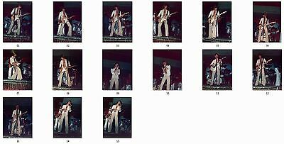 Andy Gibb / Bee Gees - 15 Unpublished Photos - 1976