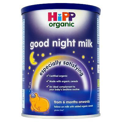 12 Packs of Hipp Goodnight Milk Drink 350g | AMAZON BANNED CA