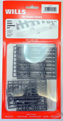 New Wills Scenic POINT RODDING KIT SS89  OO GAUGE
