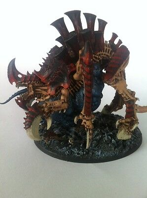 Warhammer 40k Tyranids Army Well Painted Tervigon Plastic Games Workshop Model !