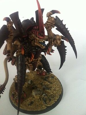 Warhammer 40k Tyranids Army The Swarmlord Painted Plastic Games Workshop Model !
