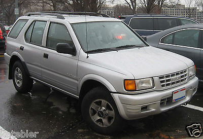 ISUZU Rodeo 1999 Workshop Manual Buy 1 Manual Maintenance