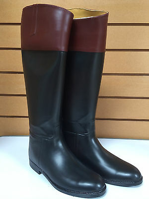 Aigle Jumping Long Rubber Riding Boots