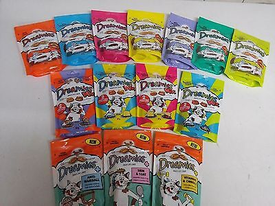 Dreamies Cat Treats Mix of Flavours multi listing