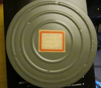 Charlie Chaplin - Caught in a Cabaret (1914) - 8mm Film reel