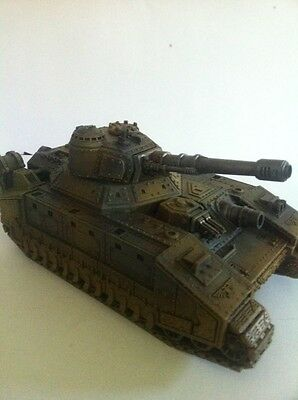 Astra Militarum Imperial Guard Army Baneblade Super Heavy Tank Games Workshop !!