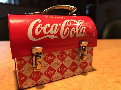 Coke Mini Lunch Box