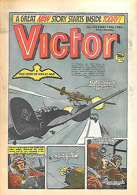 The Victor 1213 (May 19, 1984) very high grade copy