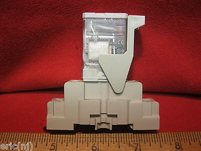 Automation Direct, Cube Relay, 781-1C-120A, 15 Amps, Socket 781-1C-Skt