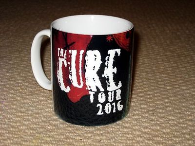 The Cure Tour 2016 Advertising MUG