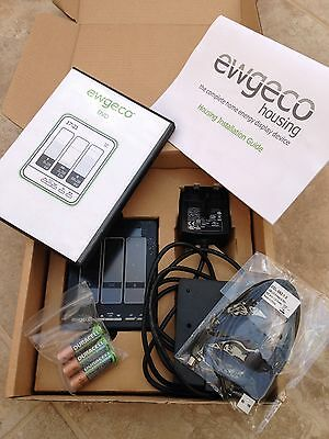 Ewgeco Energy Display Device - Monitors Gas/electric/water ENE3 Compliant