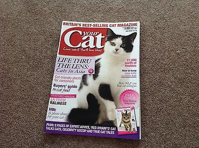 Your  Cat  Magazine     July 2009