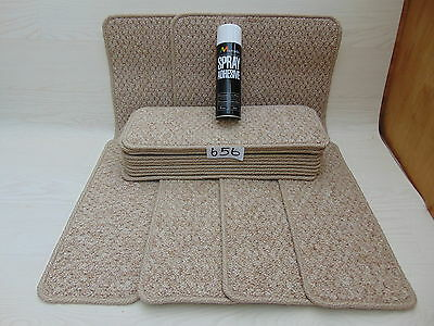 Stair pads / treads 15 off and 2 Big Mats with a FREE can of SPRAY GLUE (656#)